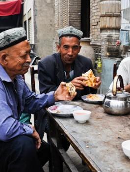 Диетические блюда уйгуров