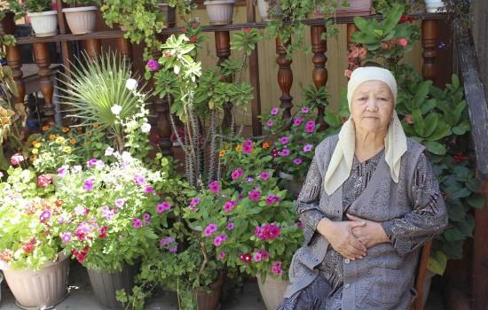 Отношение уйгуров к цветам