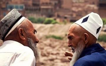 Приветствие и культура поведения уйгуров